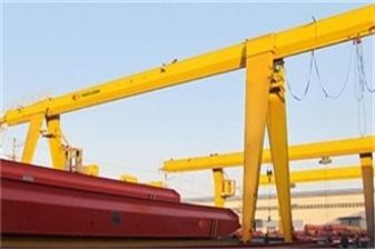 MHA gantry crane