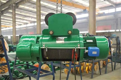 wire rope electrichoist
