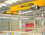European single-girder-overhead-crane