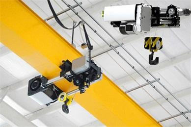 European single-girder-overhead-crane