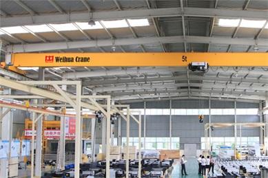 European single-girder-overhead-crane3