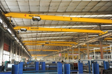 LDA Single-Girder-Overhead-Crane