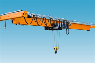 LDP Single-Girder-Overhead-Crane