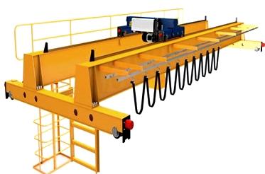 LHdouble girder overhead crane