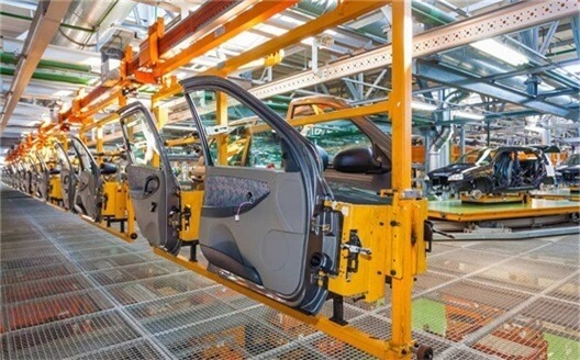 Cranes For Automotive Industry