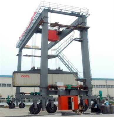 rubber-tire-gantry-crane