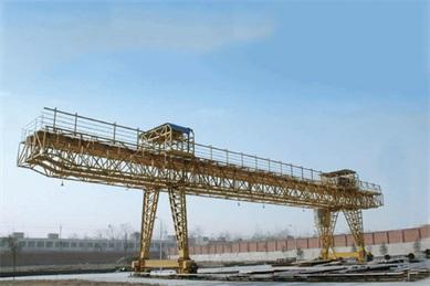 truss-type-double girder gantry-crane