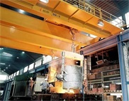 foundry crane