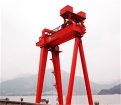 Rail-mounted-gantry-crane05
